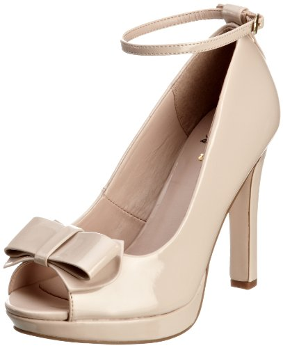 Miss KG Women's Bella P Nude Ankle Strap Heels 3173724979 7 UK