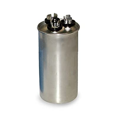 PRCD305 - Aftermarket Replacement for Packard Round Dual Run Capacitor 30 + 5 uf MFD 370 Volt
