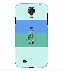 PrintDhaba Quote D-5942 Back Case Cover for SAMSUNG GALAXY MEGA 6.3 (Multi-Coloured)