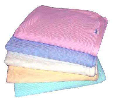 (1) Spencer's Brand Thermal Blanket for Baby - Aqua - Buy (1) Spencer's Brand Thermal Blanket for Baby - Aqua - Purchase (1) Spencer's Brand Thermal Blanket for Baby - Aqua (Home & Garden, Categories, Bedding & Bath, Bedding, Nursery Bedding, Blankets)