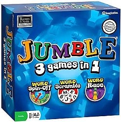 Jumble 3 Games in 1