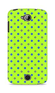 Amez designer printed 3d premium high quality back case cover for Acer Liquid Z530 (Geometric Bright Pattern6)
