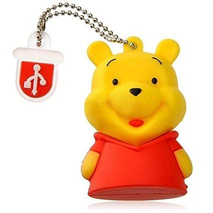 Microware-16GB-Lovely-Winnie-The-Pooh-ShMicroware-Designer-Pendrive