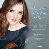 Concertos & Romances [Rachel Barton Pine, Christoph-Mathias Mueller] [Cedille: CDR9000144] Rachel Barton Pine