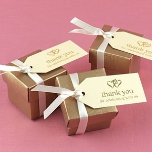Thank You Tags For Baby Shower Favors