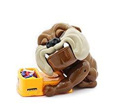 Shopaholic FLAKE OUT Beware Of Dogs: Bad Dog Toy - WS5319