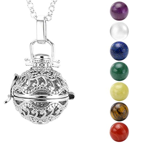 jovivi-silver-fire-stripe-locket-pendant-aromatherapy-essential-oil-diffuser-necklace-with-7-chakras
