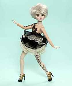 Neo-Cissy Rock 16-inch Collectible Fashion Doll