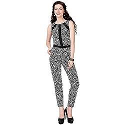 Eavan Women's Casual Wear Loveable Polyester Jumpsuit