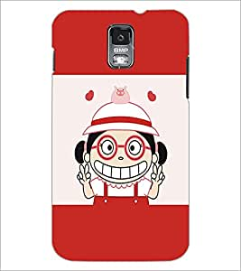 SAMSUNG GALAXY S5 BABY GIRL Designer Back Cover Case By PRINTSWAG