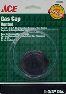 "ACE GAS CAP 1-3/4"" dia. vented with liner by Gilmour"