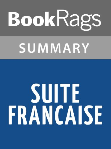 BookRags - Suite Française by Irène Némirovsky l Summary & Study Guide