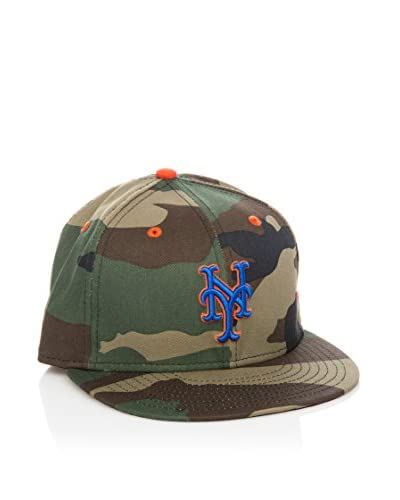 New Era Gorra Camo Pop Neymet Wdlcam Team Verde Militar
