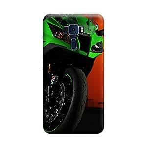 CaseLite Premium Printed Mobile Back Case Cover With Full protection For Asus Zenfone 3 ZE520KL (Designer Case)