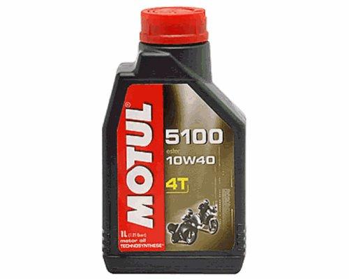 Motoröl MOTUL 4T 5100 10W40 1 Liter