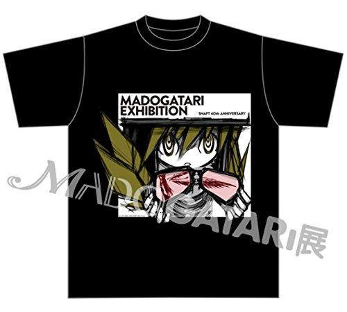 MADOGATARI SHAHT イベント限定 東京展 化物語 ウエダハジメTシャツ B (忍野忍)