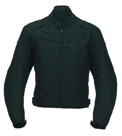 Spada Textile Jacket Black Delta