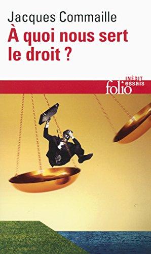 Telecharger des livres pdf gratuits quoi nous sert le droit livre france - A quoi sert le neutre ...