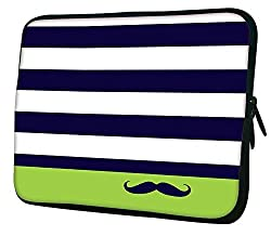 Snoogg Laptop Netbook Computer Tablet PC Case Carrying Sleeve Bag Pouch Cover Protector Holder For Apple iPad/ Hp Touchpad Mini 210 T100 hp Touchpad Mini t100ta/Acer Aspire One/Lenovo Ideatab S6000 /Lenovo Yoga 10 HD+ And Most 15