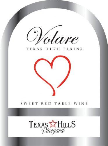 2010 Texas Hills Vineyard Volare 750 Ml