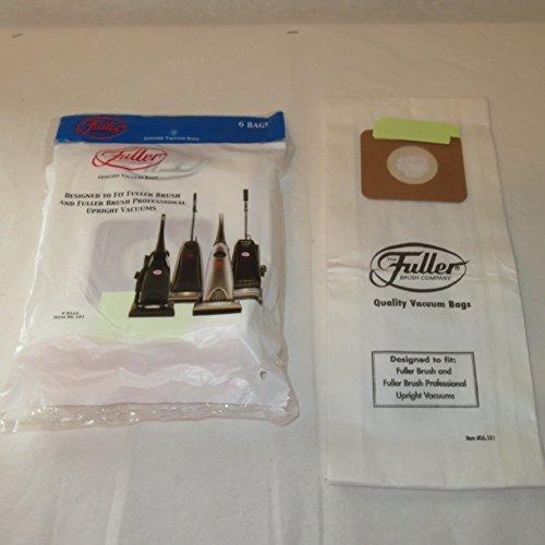Fuller Brush Upright Genuine Vacuum Cleaner Bags: 24 Bags (Fuller Brush Upright Vacuum compare prices)