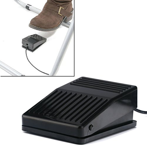 Hde Usb Foot Pedal Video Game Pc Control Hands Free Camera