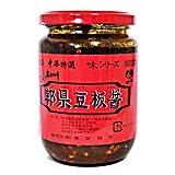 ピーケン豆板醤(四川卑県唐辛子味噌)お徳用 380gX2