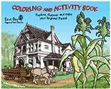 A Walk in the Park Colouring and Activity Book (Galli Galli Sim Sim)