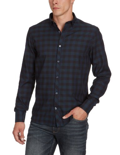 Matinique Men's D46358002 Cutway B Casual Shirt Green (462 Seaweed Green) 50