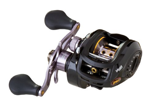 Lews Tournament Speed 10 Bearing 7.1:1 Wiffled Spool Baitcast Right Hand Reel