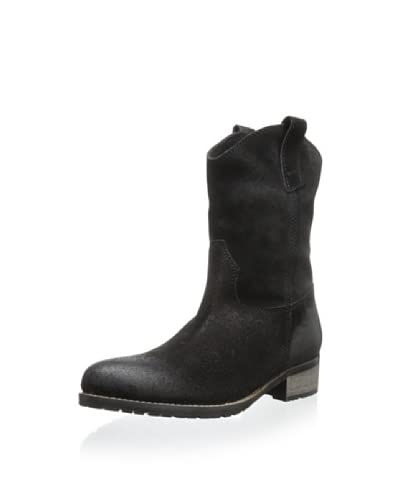 Alessandro Nerini Women's Leather Pull-On Boot
