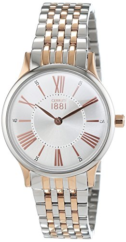 Cerruti 1881 Ladies 'Watch XS Siena Analogue Quartz Stainless Steel Coated CRM099I211 A