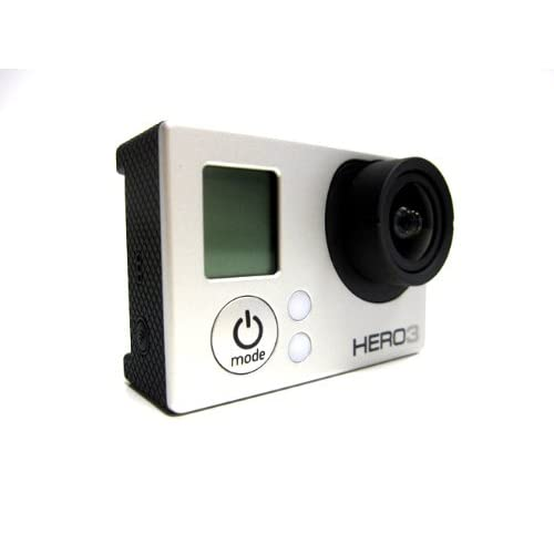 Comparer GOPRO EDITION HERO3 ARGENT 11MPIXELS  