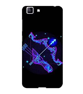 ifasho Designer Phone Back Case Cover Vivo X5Max :: Vivo X5 Max ( Fall in Love Not In Quotes )