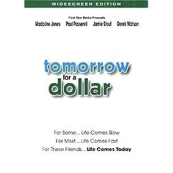 Tomorrow for a Dollar