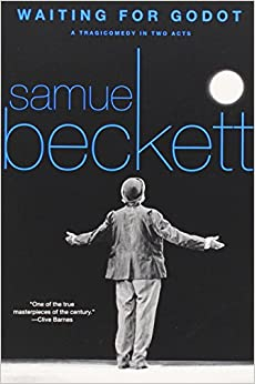 waiting godot samuel beckett meaning life and existentiali Samuel beckett and existentialism  waiting for godot is peculiar samuel beckett was born on april 13th, 1906  what is the meaning of human existence.