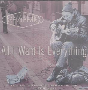 All I Want Is Everything [CD 2] by Def Leppard