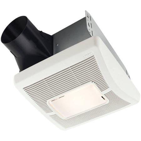 Broan White Single-Speed Bath Fan Light (Vent Fan Bluetooth compare prices)