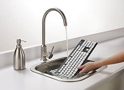 Logitech K310 Washable Keyboard for Windows PC\'s [Non-Retail/Bulk Packaging]