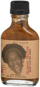Pain Is Good Jalapeno Harissa Hot Sauce Batch 112 375-ounce Bottle Pack Of 6 from Pain Is Good