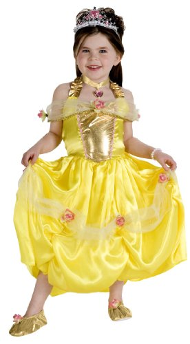 Belle Beauty Kids Costume