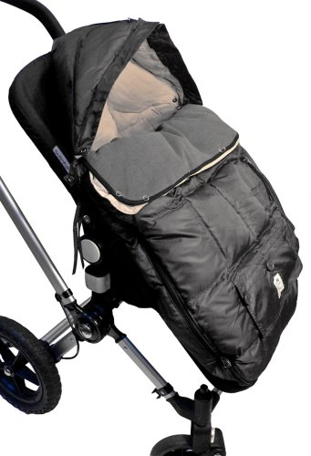 7a m enfant le sac igloo footmuff converts into a single panel stroller and car seat cover. Black Bedroom Furniture Sets. Home Design Ideas
