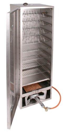 Smoki- Räucherofen 150x39x33cm aus 1.4301 V2A-Edelstahl günstig bestellen