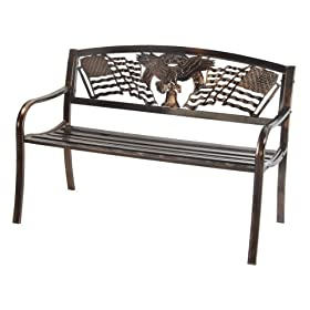 Astonica 50104260 Freedom Bench Bronze Finish Review Agfeusi