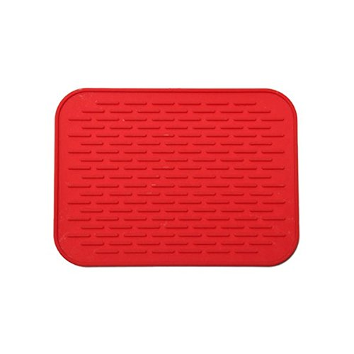 kitchen-silicone-trivet-pot-pan-straightener-holder-mat-heat-non-slip-resistant-red