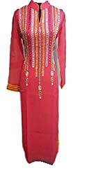 Shree Ganesh Women's Cotton Unstitched Dress Materials [D110]