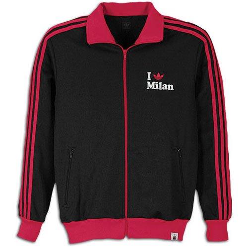 adidas Men's I Trefoil Milan Track Top