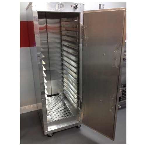 6' Commercial Warming Cabinet Bread Pastry Dough Warmer Usa