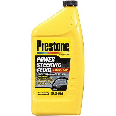 Prestone Power Steering Fluid Plus Stop Leak, 32 oz (Power Steering Fluid Dexron Atf compare prices)