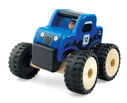 Wonderworld Big Wheel Truck - 1